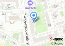 Компания «Карачарово» на карте