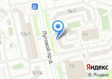 Компания «КМК-Оптика» на карте