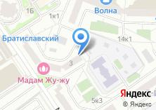 Компания «Страховая точка» на карте