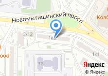 Компания «АРИСТЕЙ» на карте
