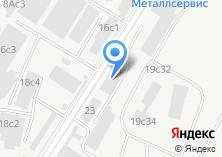 Компания «Evodoors» на карте