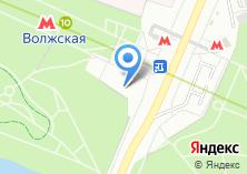 Компания «Продуктовый магазин на Волжском бульваре» на карте