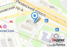 Компания «Сервис ГИД» на карте