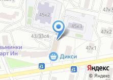 Компания «ДиЭль» на карте