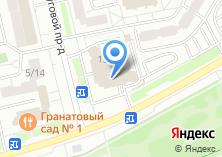 Компания «Алан-сервис» на карте