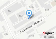 Компания «АВТОРАДИУС - Компания по международным грузоперевозкам.» на карте