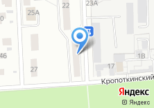 Компания «Смирнов Бэттериз» на карте