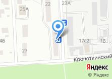 Компания «Салон красоты на Парковой» на карте
