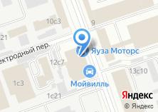 Компания «ПечатникЪ» на карте