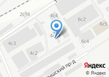 Компания «ГАО-Мастер» на карте