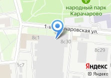 Компания «ДокТрейд» на карте
