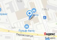 Компания «Техклимат» на карте