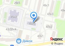 Компания «Детский сад №2407» на карте
