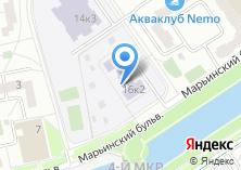 Компания «Детский сад №2313» на карте