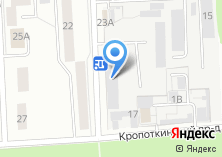 Компания «Мёд России» на карте