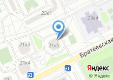 Компания «Юнидент» на карте