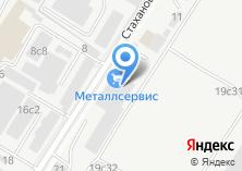 Компания «Барбарос» на карте