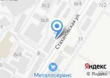Компания «Мерседесремонт» на карте