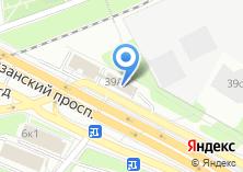 Компания «ЛВИ» на карте