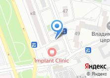 Компания «Автостоянка на Волжском бульваре» на карте