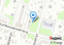 Компания «ВДО» на карте