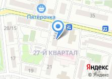 Компания «Продовольственный магазин на Краснодарской» на карте