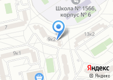 Компания «Тмидал» на карте