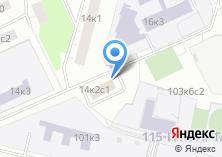 Компания «Черома фильм» на карте