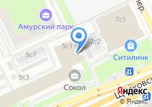 Компания «InDaDom» на карте