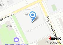 Компания «ГЛОРИ» на карте