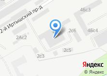 Компания «МедАппарат» на карте