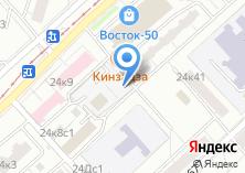 Компания «Пятачок» на карте