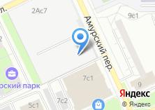 Компания «Вектор Ар» на карте