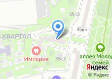 Компания «Владента» на карте