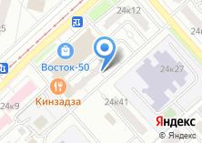 Компания «Визус» на карте