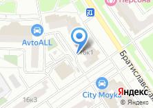 Компания «Мебельный салон» на карте