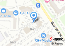 Компания «Бильярд Трейд» на карте