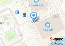 Компания «Потолокцентр» на карте