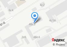 Компания «УРС» на карте