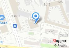 Компания «Empis» на карте