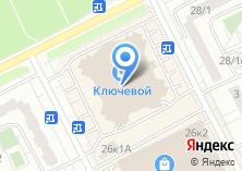 Компания «Черевички» на карте