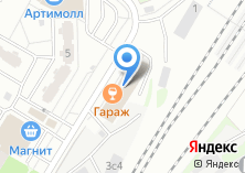Компания «Элемент-Авто» на карте
