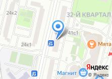 Компания «Сия» на карте