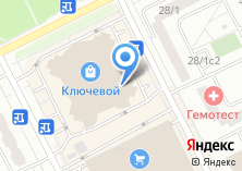 Компания «Мастерская праздника» на карте