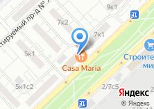 Компания «Русь-92» на карте