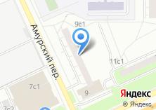 Компания «Интер Строй-М» на карте