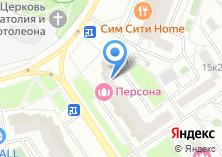 Компания «Ивановская одежда» на карте