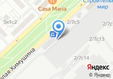 Компания «Моспромжелезобетон» на карте