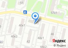 Компания «Нордс» на карте