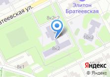 Компания «Средняя общеобразовательная школа №1034 с дошкольным отделением» на карте